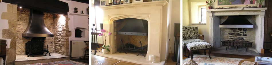 For assistance with Smoking Fireplaces Click Here & Argyle Canopies Fireplace and Chimney Specialists